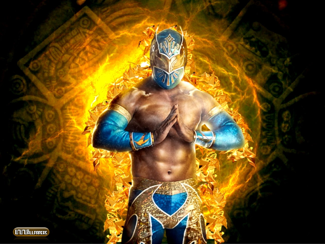 2bpblogspot ZD5G9fxHXTs T WWE HD Wallpapers Sin Cara 2012