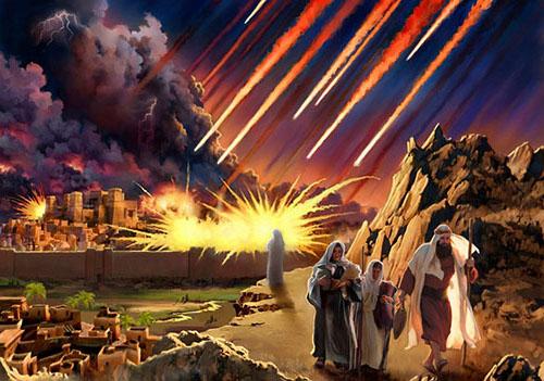 Bildergebnis für destruction of sodom and Gomorrah gif images