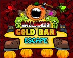 Juegos de Escape Halloween Gold Bar Escape