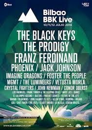 bilbao bbk live 2014 festival