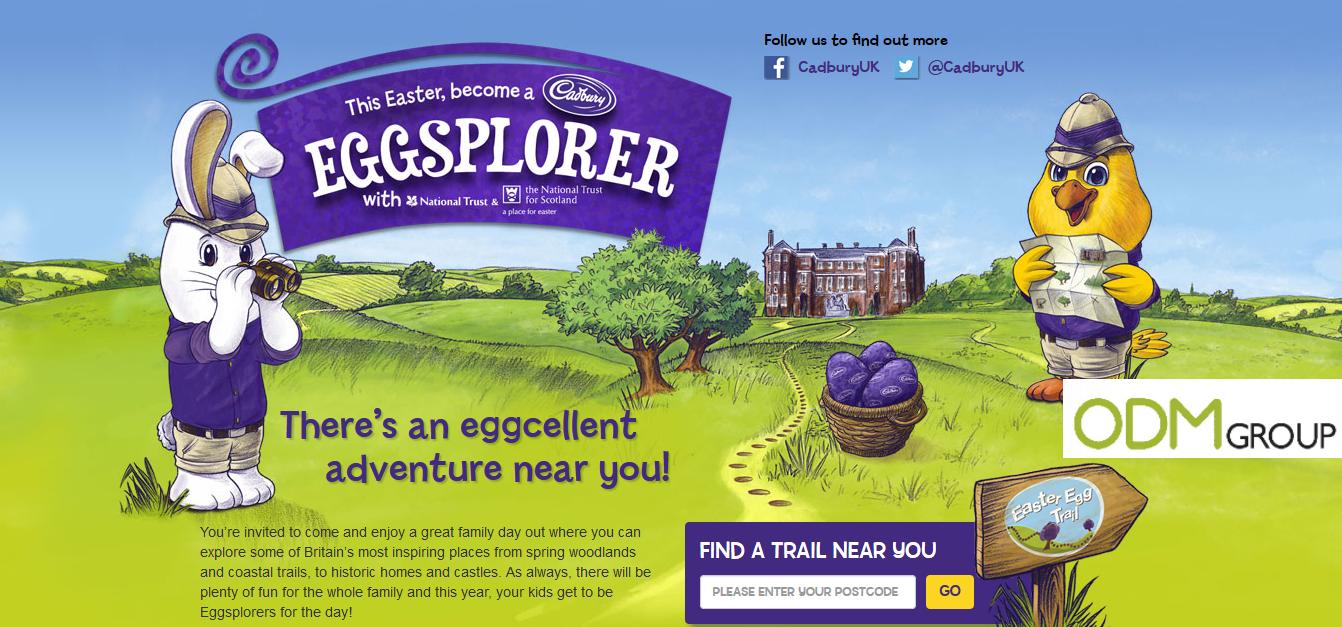 Cadbury Easter Egg Hunt & Activity Pack