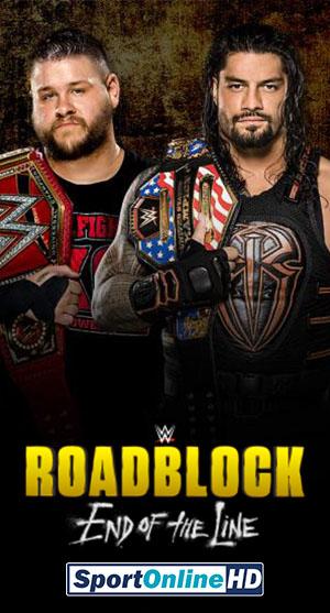 WWE ROADBLOCK ONLINE STREAM