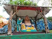 haw pa villa, budaya, sejarah, tionghoa, china, wisata singapore