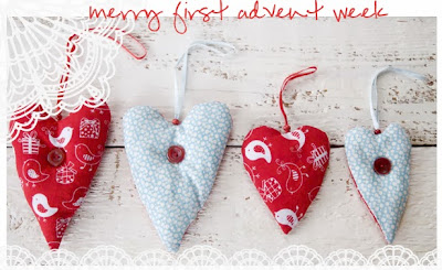 #hearts, #christmas, #advent