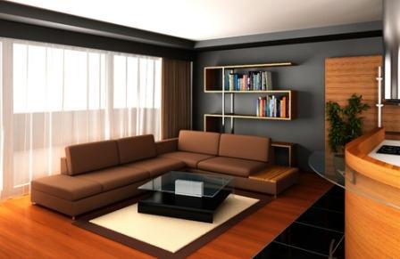 Penataan ruangan rumah minimalis