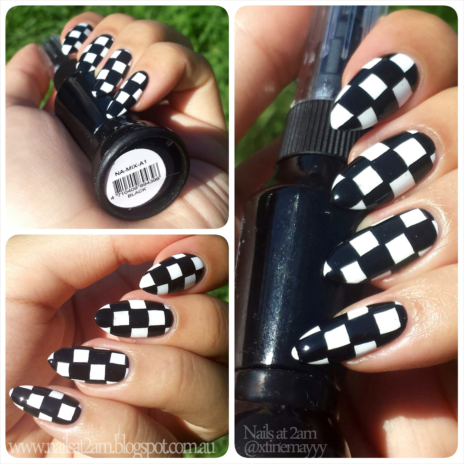 Nails At 2am Simply Spoiled Beauty Products Review Black Nail Art Pen