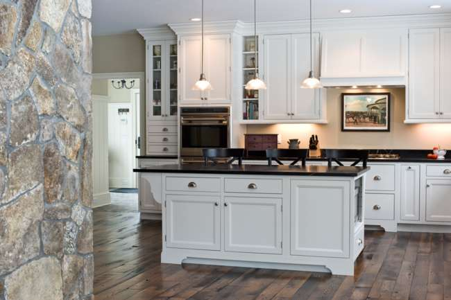 Home inspirations classic traditional kitchen ideas for Classic traditional kitchen