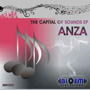 Anza :: The Capital of Sounds EP