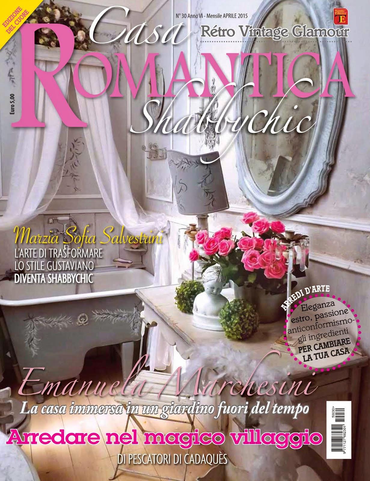 Casa Romantica Shabby Chic