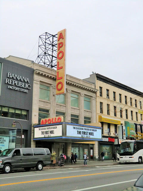 Harlem New York City - Apollo Theater