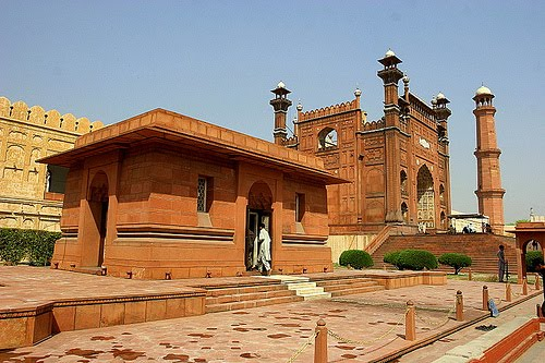Allama Iqbal Tomb Lahore Wallpapers View World Beauty