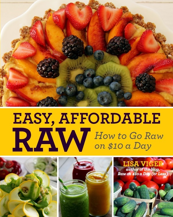 Easy Affordable Raw BOOK