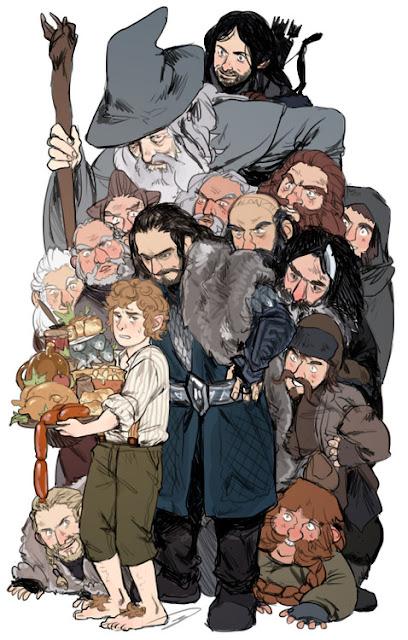 FanArt de El Hobbit