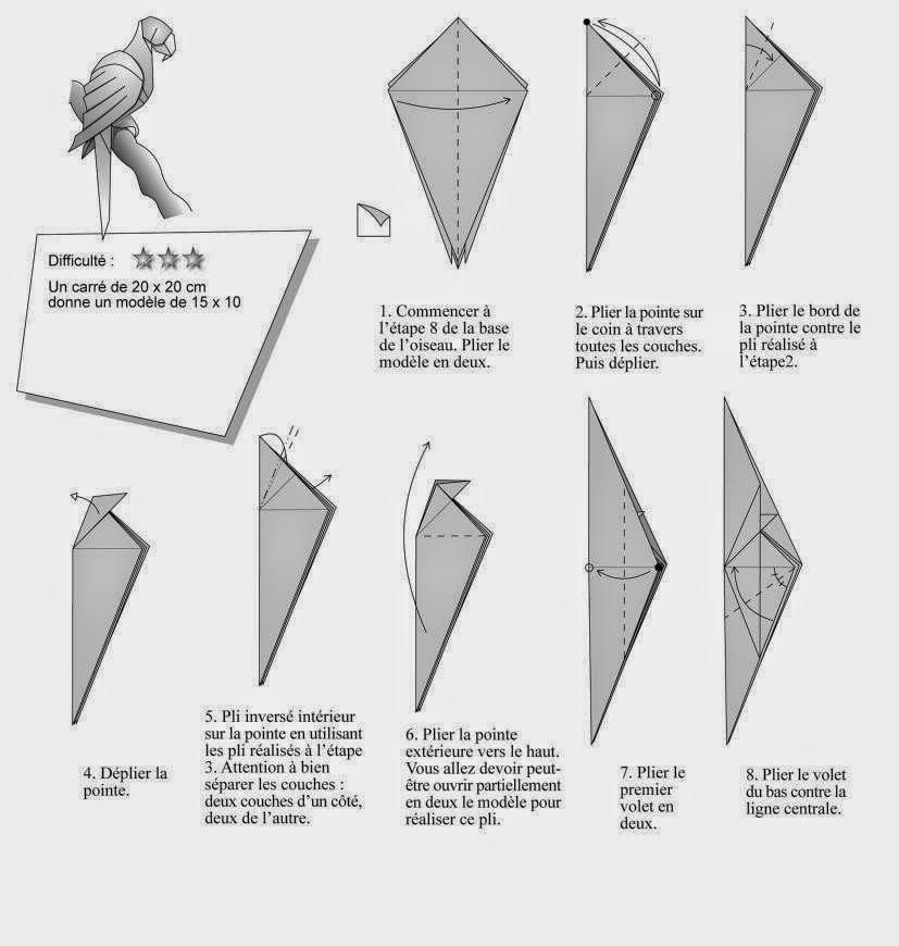 origami loro