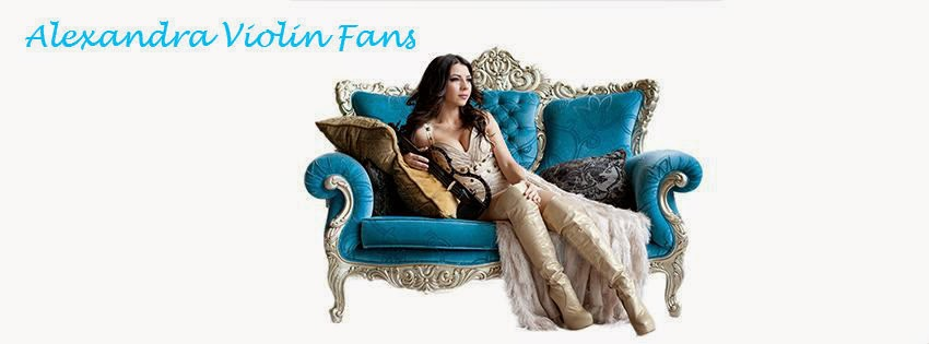 Alexandra Violin Fans