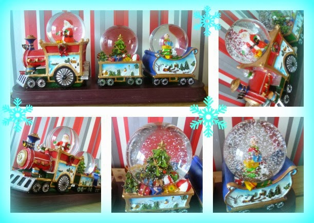 Christmas, Christmas Feature, competition, Giveaway, Love Christmas, Mummy Blogging, Parent Blog, win, Yorkshire Blog, Train Snow Globe, Snow Globe
