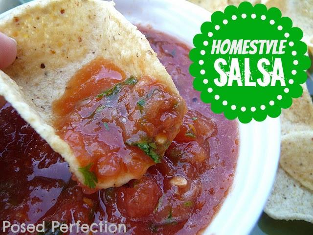 Homestyle Salsa