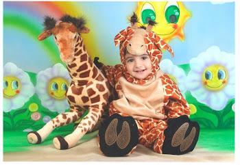 Uma, duas, três girafinhas...