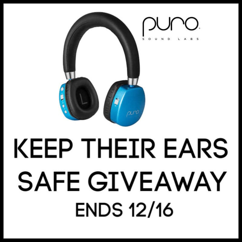Keep Their Ears Safe Giveaway
