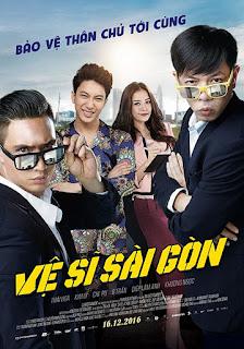 Saigon Bodyguards 2016 Dual Audio (Hindi – Vietnamese) 720p Web-DL [1.3GB]