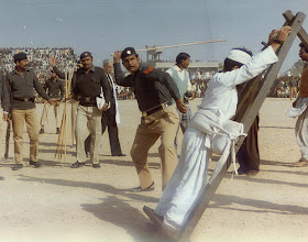 public flogging in pakistan