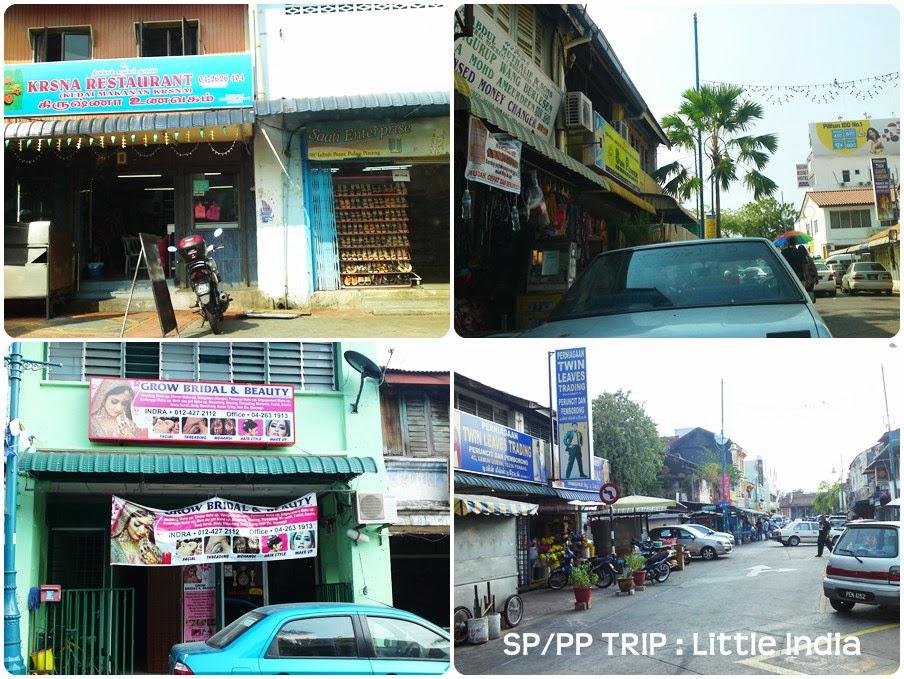 Penang Little India