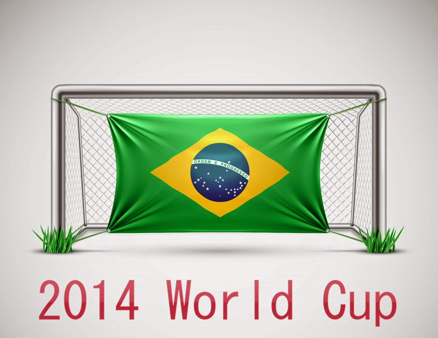 Designs for the 2014 World Cup Groups.