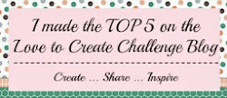 top 5 love to create challenge blog 144