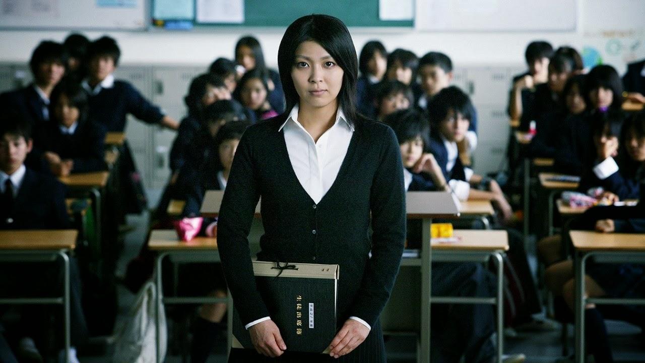 Kokuhaku (aka Confessions)  (2010)