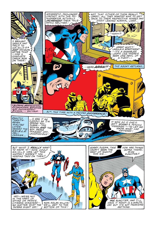 Captain America (1968) Issue #268 #183 - English 9