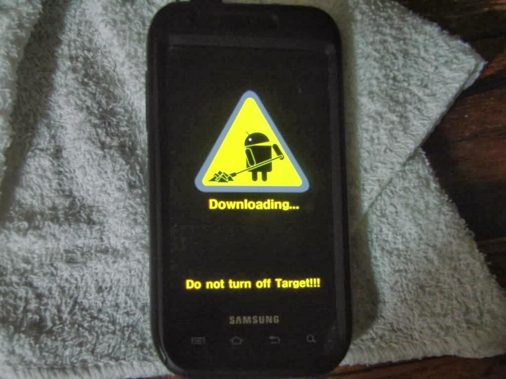 memperbaiki bootloop setelah flashing stock rom android memperbaiki