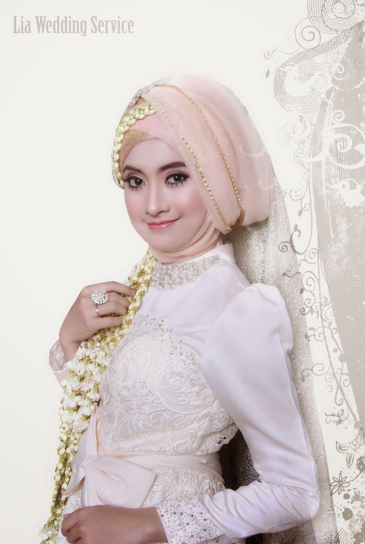 Tutorial Hijab Pengantin Terbaru BLOG CONTOH