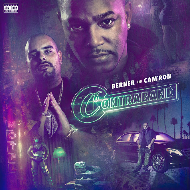 Berner & Cam'ron - Contraband [EP] (2015)
