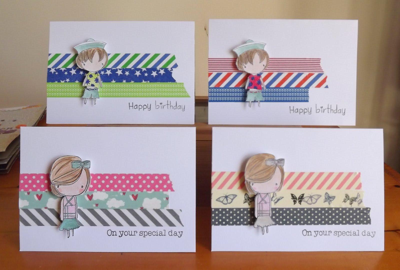 Washi tape creations on pinterest washi tape washi tape - Washi tape ideas ...