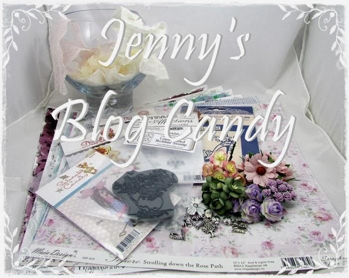Jenny's Blog Candy