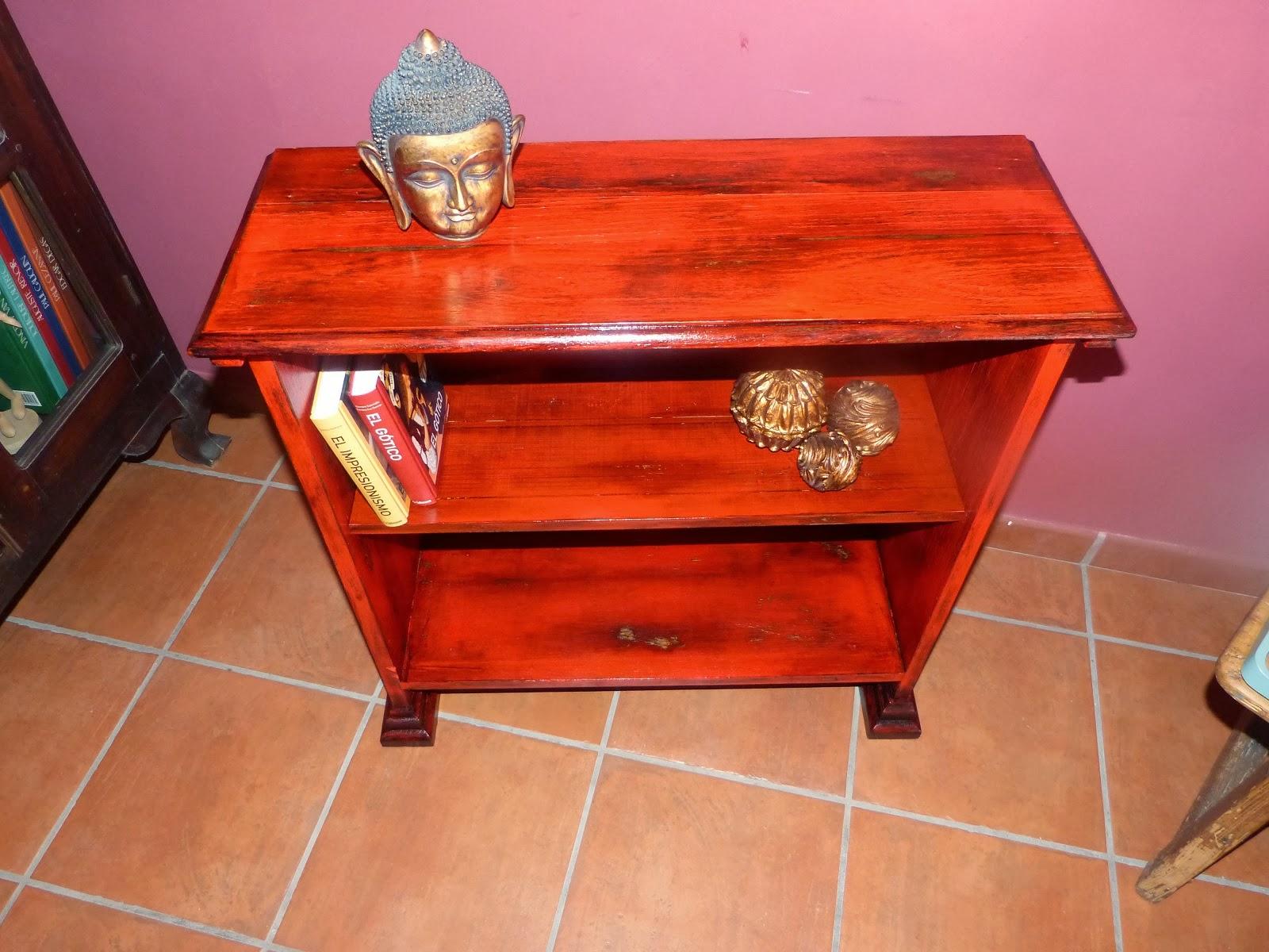 Pincel Retro Septiembre 2013 # Muebles Efecto Desgastado