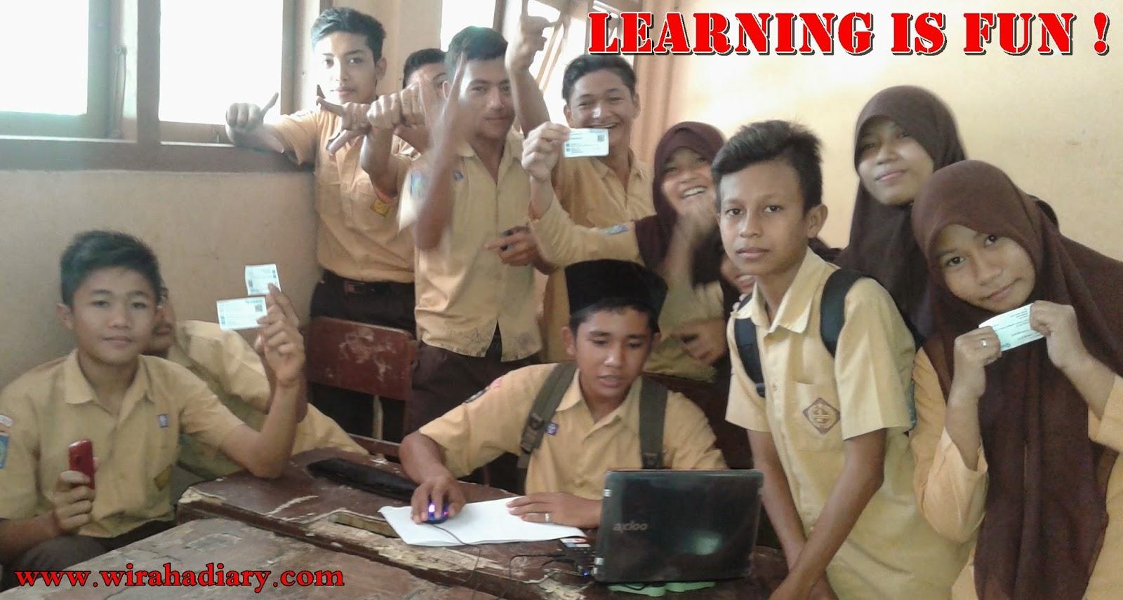 Membuat Suasana Belajar yang Menyenangkan