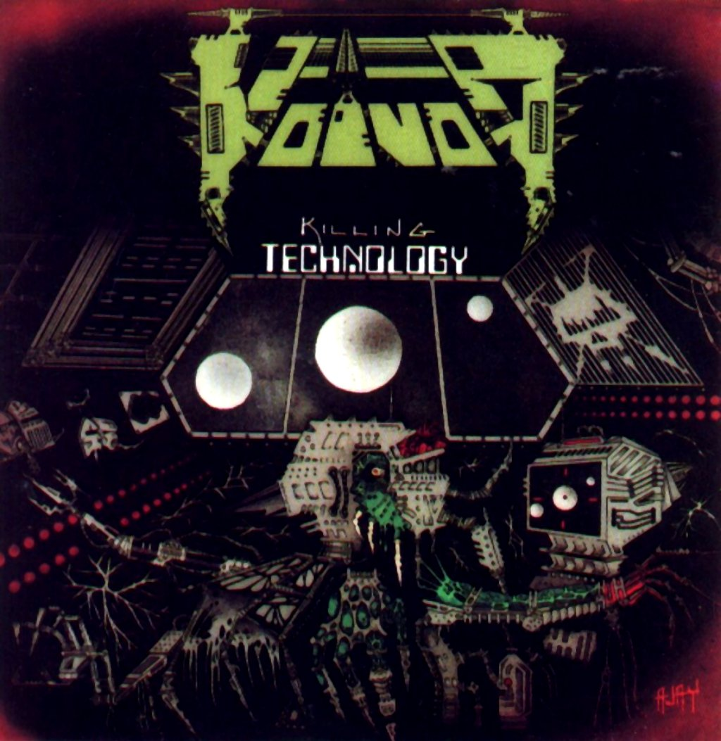 Killing Technology - Voivod: Amazon.de: Musik