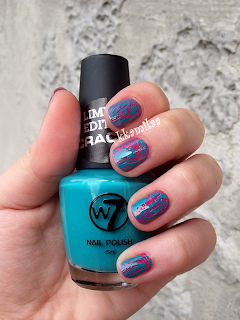 W7 Crackle Limited Edition - Marine