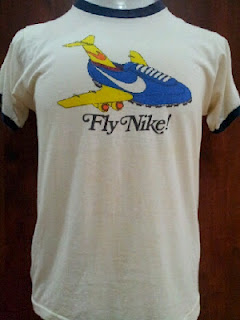 1970's Very Rare vintage FLY NIKE