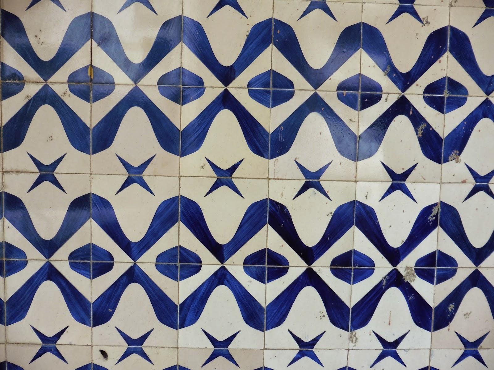 Azulejos portugueses de todas as pocas for Azulejos de portugal