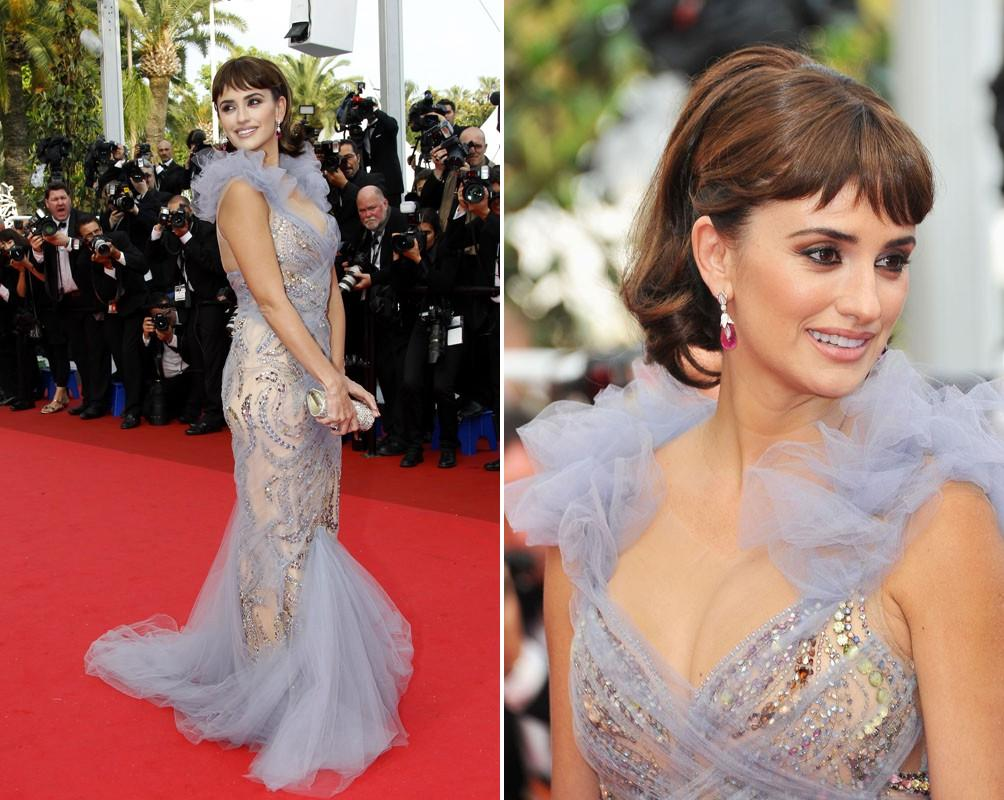 Penelope Cruz Hair, Long Hairstyle 2013, Hairstyle 2013, New Long Hairstyle 2013, Celebrity Long Romance Hairstyles 2320