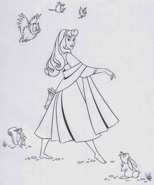 Free Barbie Princess Dancing Coloring Page Colorings