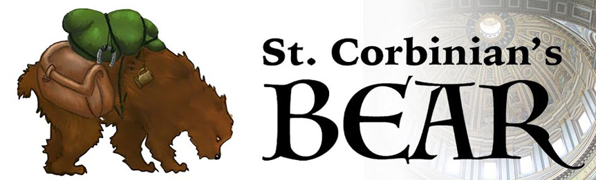 St. Corbinian's Bear Ephemeris