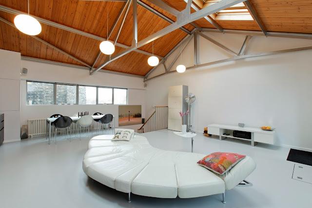 Propiedades en londres apartamentos tipo loft en londres - Apartamento tipo loft ...