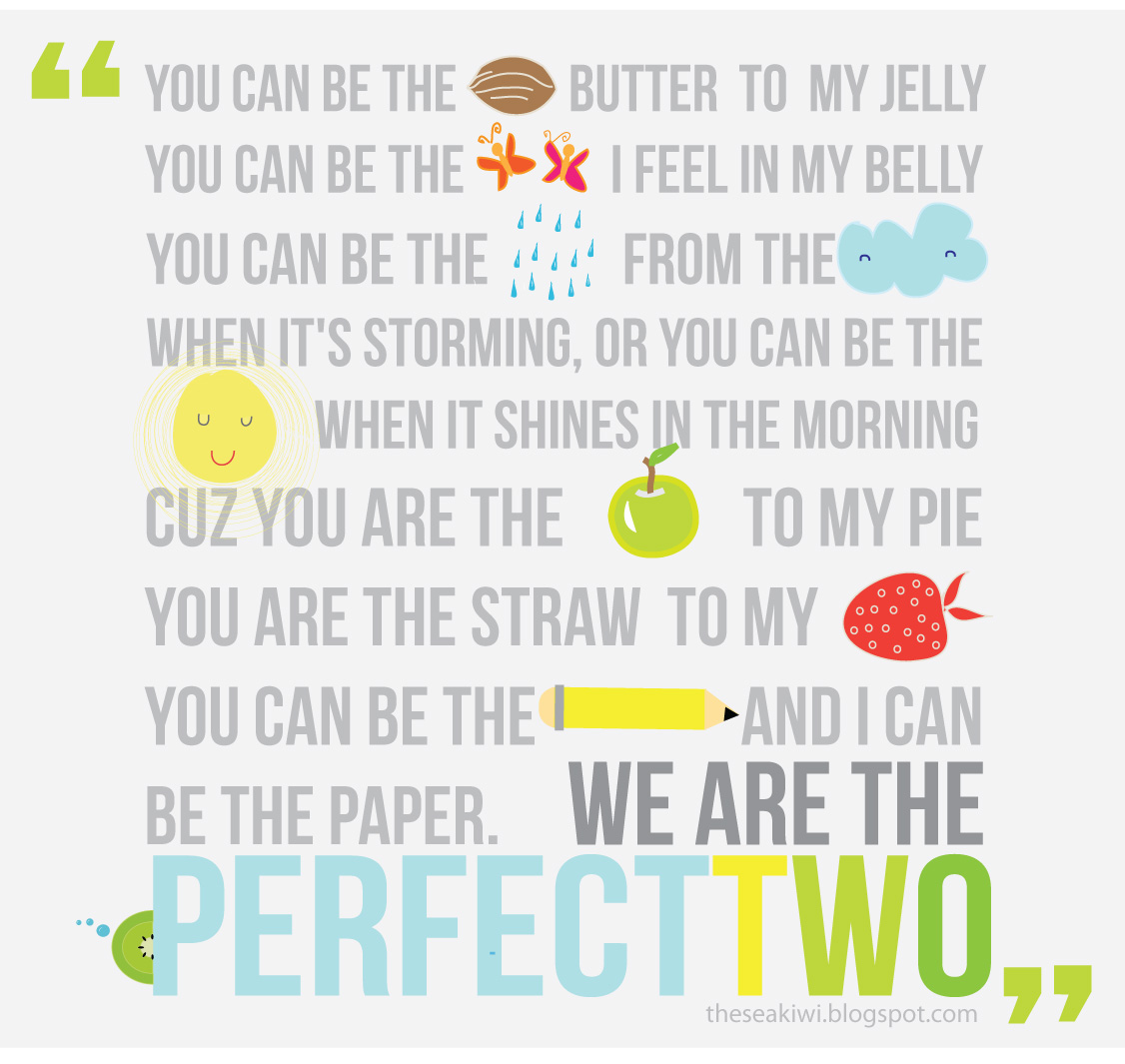 Perfect Two Auburn Lyrics And Pictures By Bookworm16016