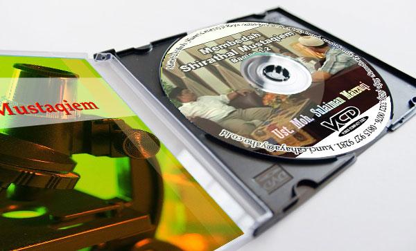 Cara membuat label CD sendiri dengan photoshop