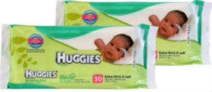 Huggies Natural Wipes Diapers