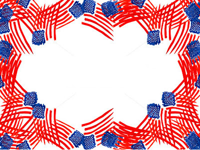 flag day powerpoint background