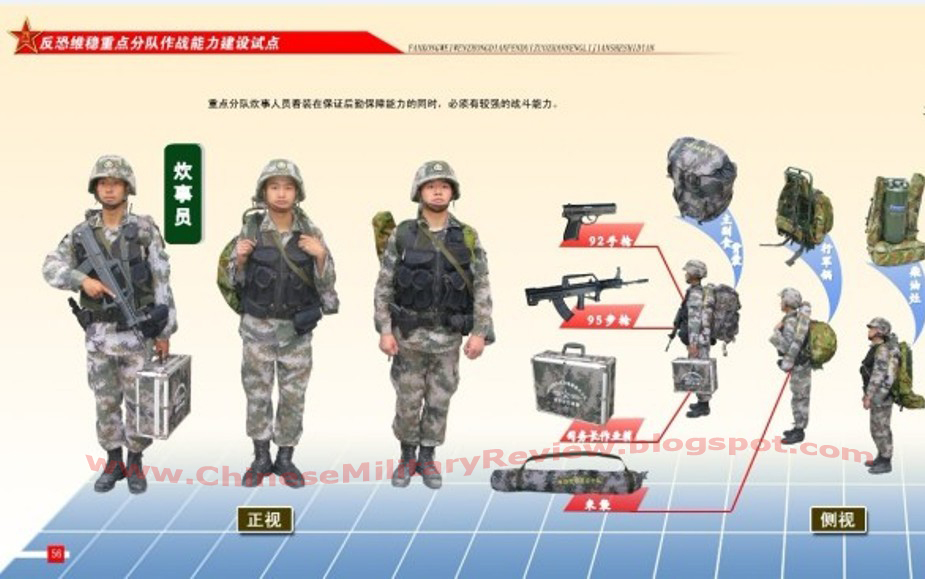 People's Liberation Army's Special Operations Forces ...